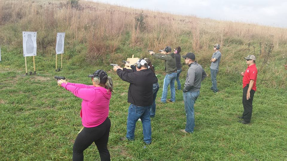 Concealed Carry Firing Line