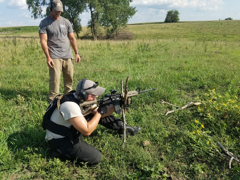 Civilian Mid Range Carbine T3Ops